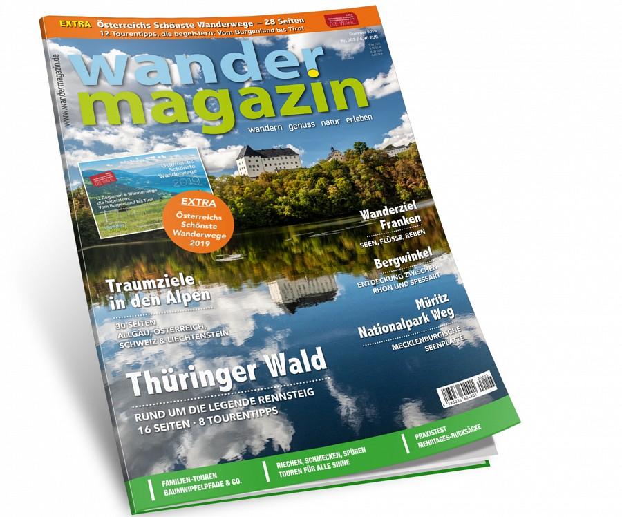 Das Cover der aktuellen Sommerausgabe
