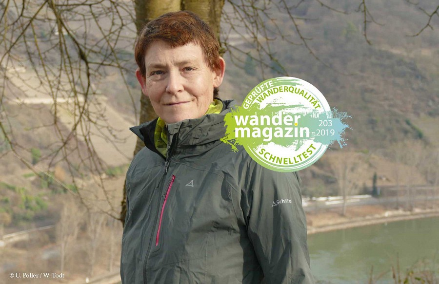 Produkttesterin Ulrike Poller