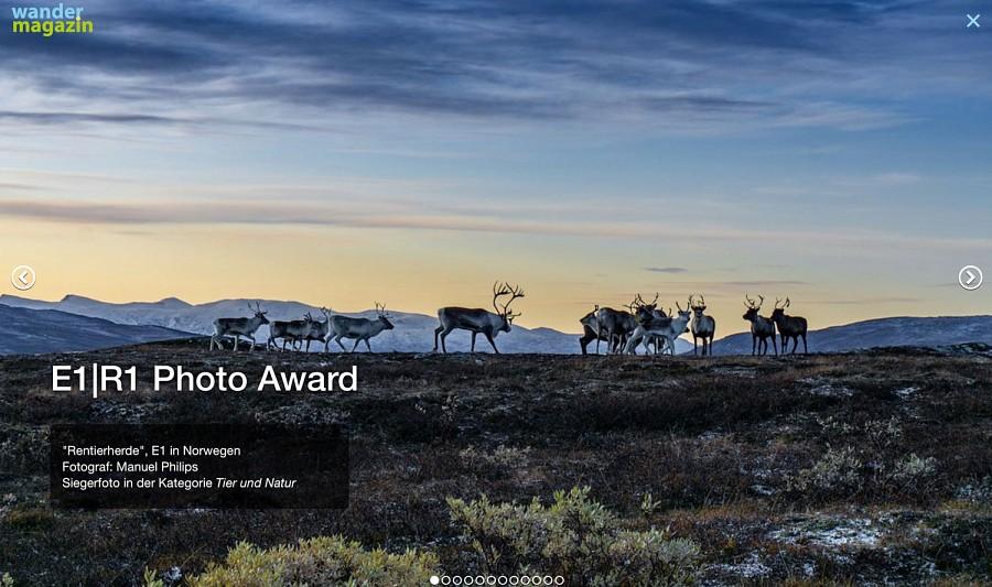 Fotostrecke des E1R1 Photo Awards