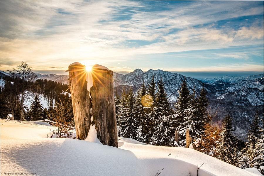 Wintertraum in Ruhpolding