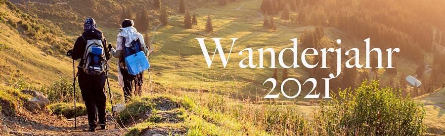 Wanderjahr 2021