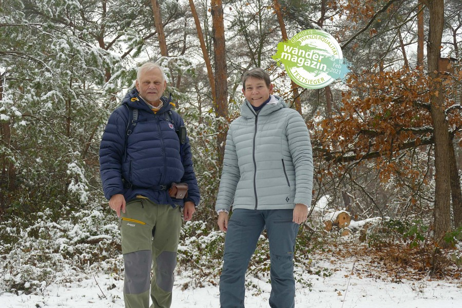 Wolfgang Todt und Ulrike Poller