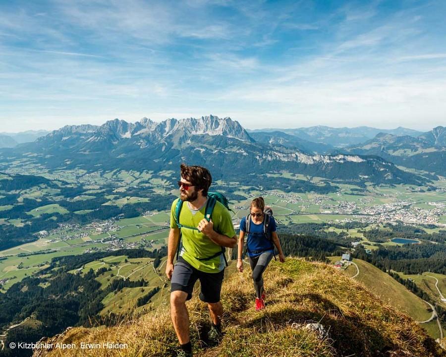 Kitzbühler Alpen Trail